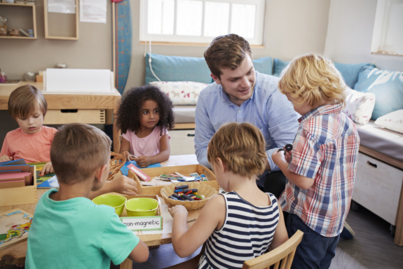 Types of Freedom in a Montessori Classroom